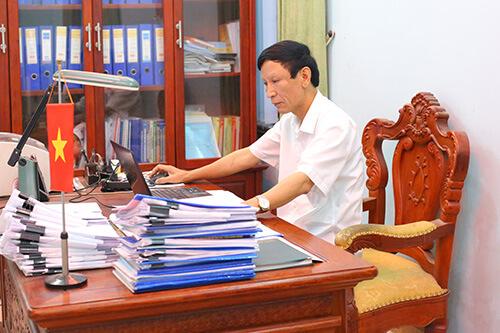 Ông Hoàng Văn Cường